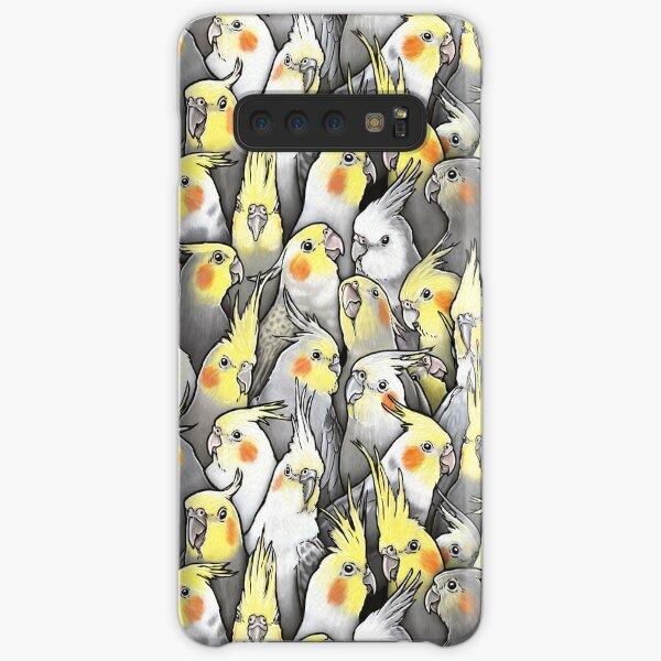 Cockatiels Galore Samsung Galaxy Snap Case