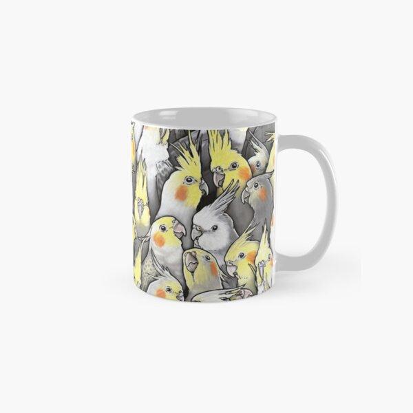 Cockatiels Galore Classic Mug
