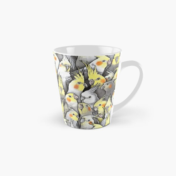 Cockatiels Galore Tall Mug