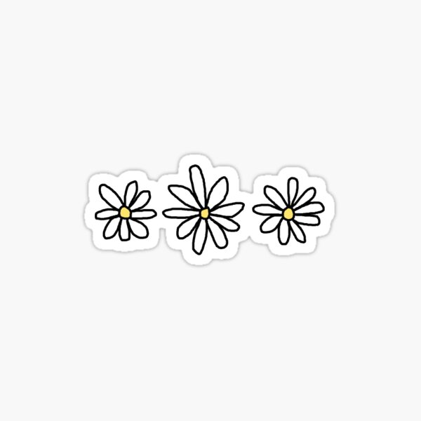 Blume Tumblr Sticker