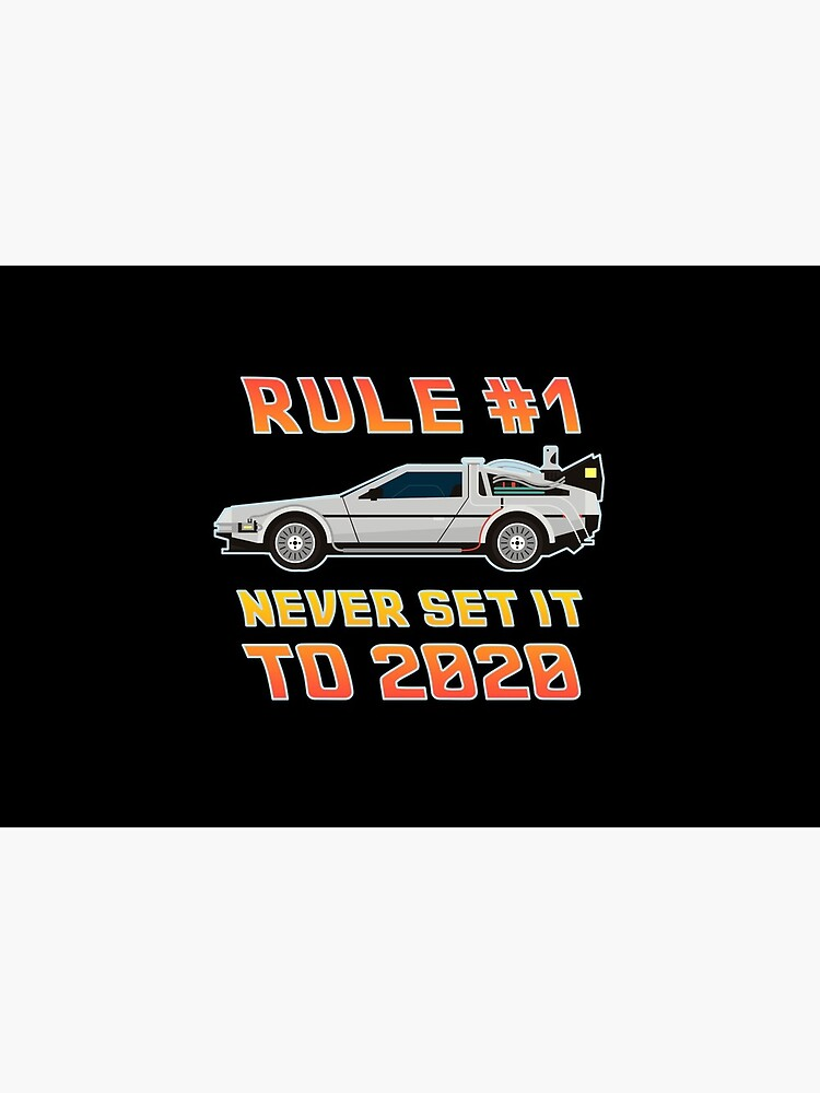 Never Set It To 2020 Time Traveling Car by Foxicopter