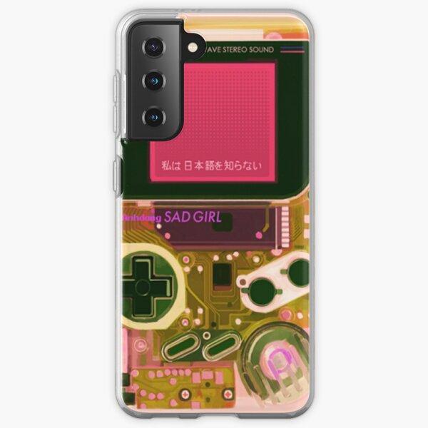 Retro GameBoy - Iphone & Galaxy Cases Samsung Galaxy Soft Case