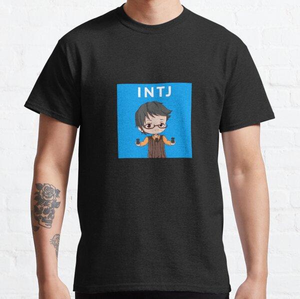 INTJ Personality (Anime Style) Classic T-Shirt