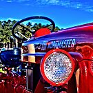Red Hot Ford by milerunner81
