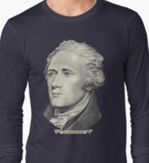 Hamilton Langarmshirt