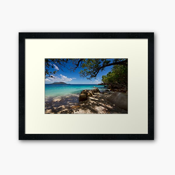 Fitzroy Island 03 Framed Art Print