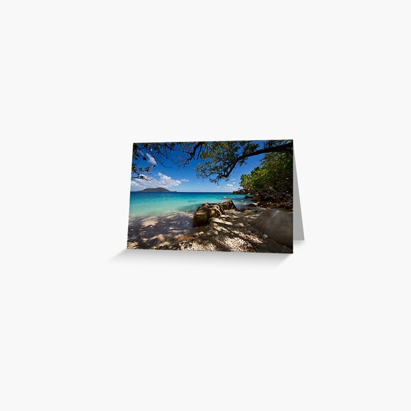 Fitzroy Island 03 Greeting Card