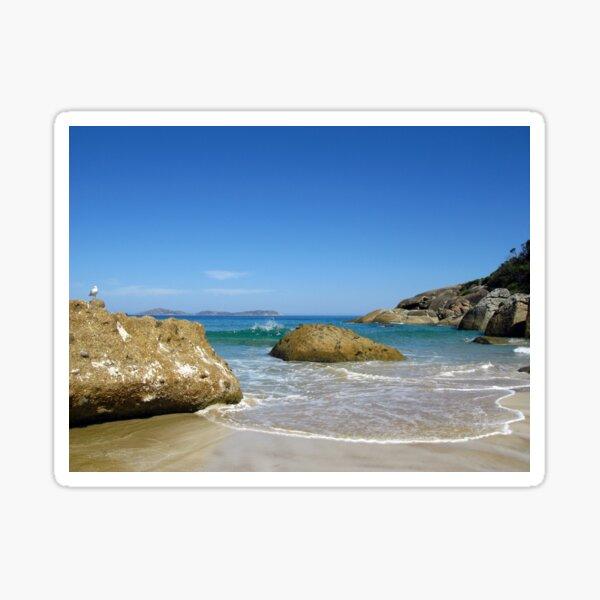 Squeaky Beach - Wilsons Promontory National Park Sticker