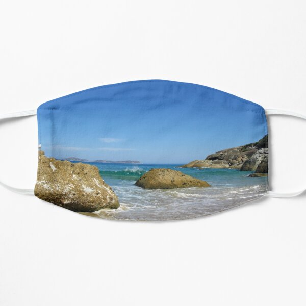 Squeaky Beach - Wilsons Promontory National Park Mask