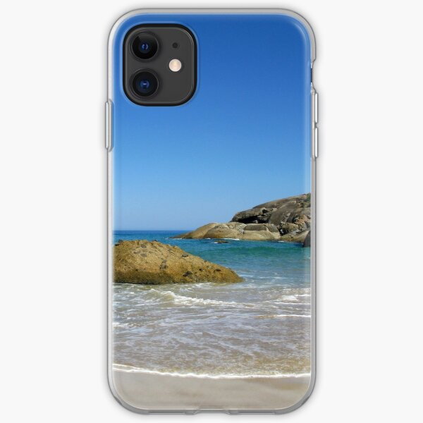 Squeaky Beach - Wilsons Promontory National Park iPhone Soft Case