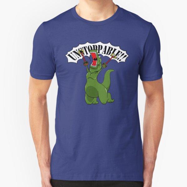 Unstoppable T-Rex Slim Fit T-Shirt