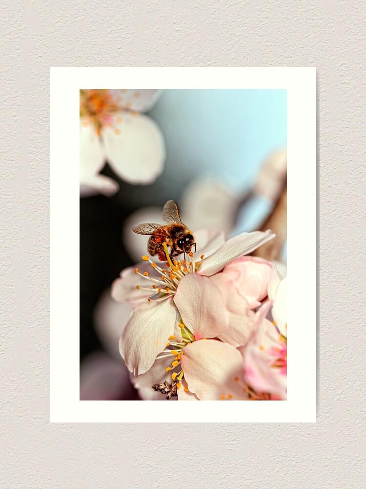 "Alternate view of ""Bee-utiful"" Art Print"
