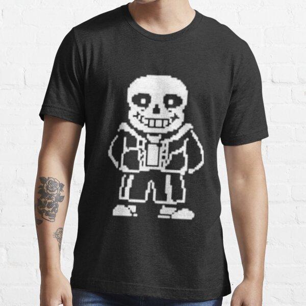 Sans Design Undertale Essential T-Shirt