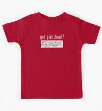 got plainchant? Kids Tee