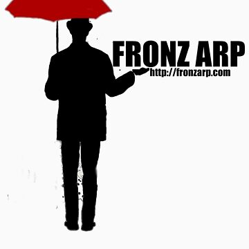 Fronz Arp - Umbrella Guy by fronzarp
