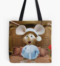 *•.¸♥♥¸.•*MY FAVORITE CHILDHOOD MOUSE TOPO GIGIO PICTURE,PILLOW AND OR TOTE BAG *•.¸♥♥¸.•* Tote Bag