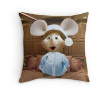 *•.¸♥♥¸.•*MY FAVORITE CHILDHOOD MOUSE TOPO GIGIO PICTURE,PILLOW AND OR TOTE BAG *•.¸♥♥¸.•* Throw Pillow