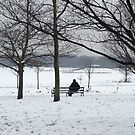 Alone in the Snow by cherisong