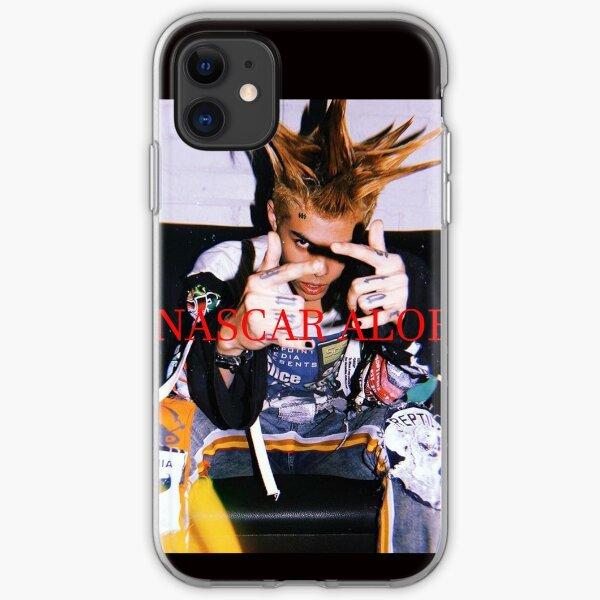 NASCAR ALOE T-SHIRT iPhone Soft Case