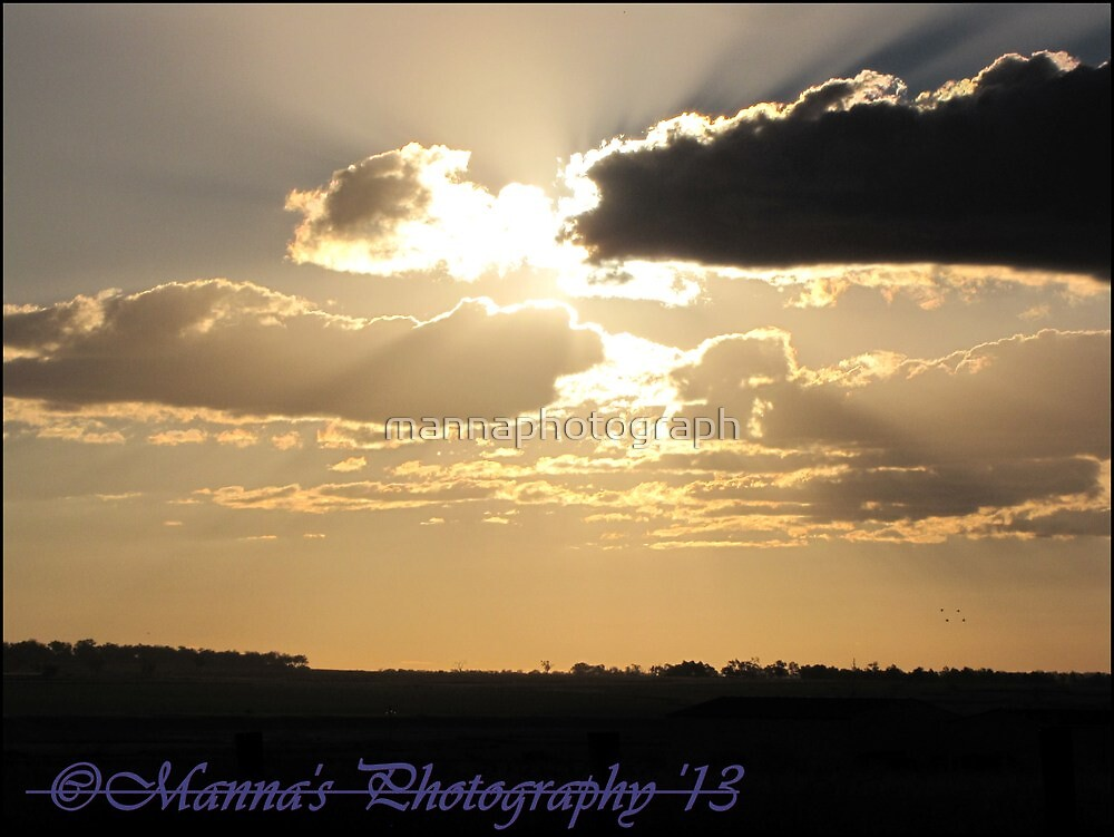 Quot Sun Rays Quot By Mannaphotograph Redbubble