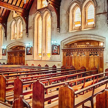 Empty Pews by RayW
