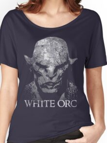 White Orc Women's Relaxed Fit T-Shirt