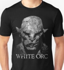 White Orc T-Shirt