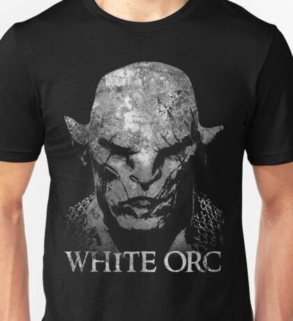White Orc Unisex T-Shirt