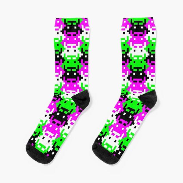 Invaders from space socks Socks