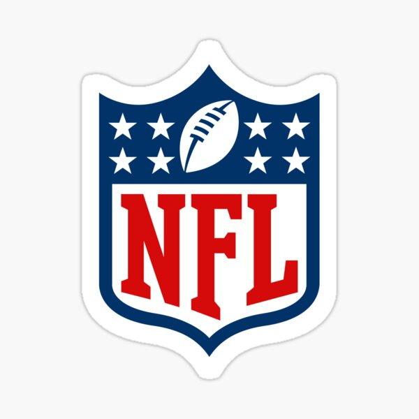 NFL Pegatina