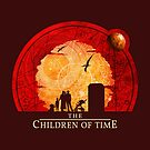 The Children of Time - Circular by ifourdezign