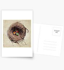 Yoshi Eggs Postcards