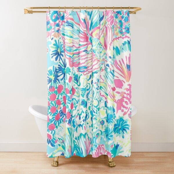 Lily Pulitzer  Shower Curtain