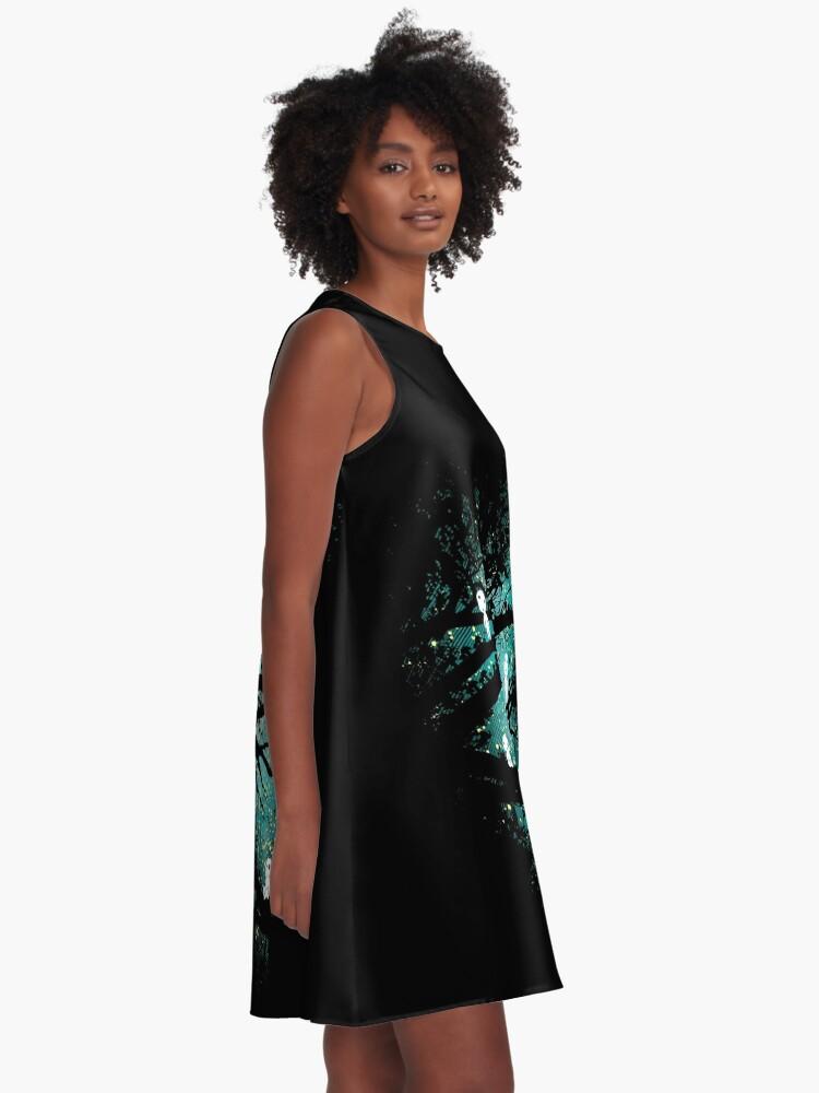 Alternate view of Tree Spirits A-Line Dress
