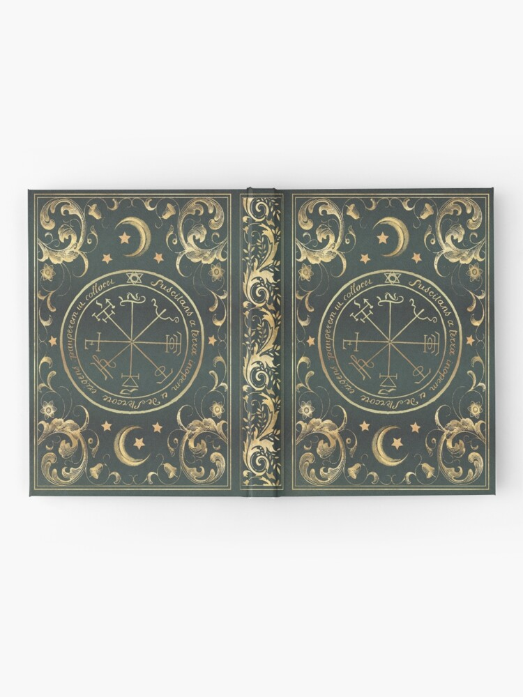 Alternate view of Seal magic grimoire Hardcover Journal