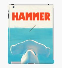 Hammer iPad Case/Skin