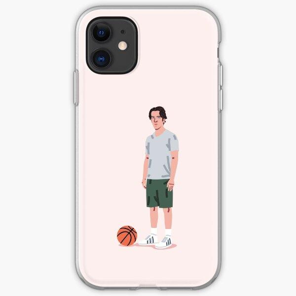 Basketball Ryan iPhone Soft Case