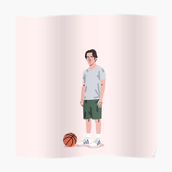 Basketball Ryan Poster
