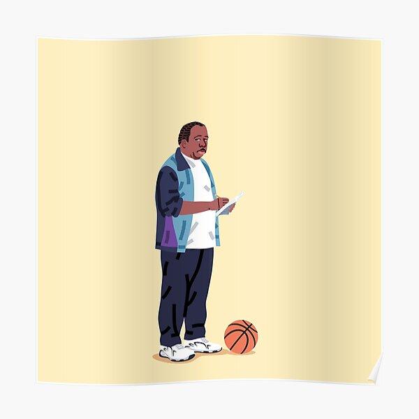 Basketball Stanley Poster