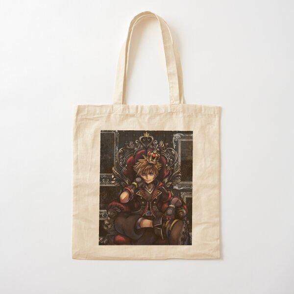 Kingdom Hearts 3 - Sora Art Cotton Tote Bag