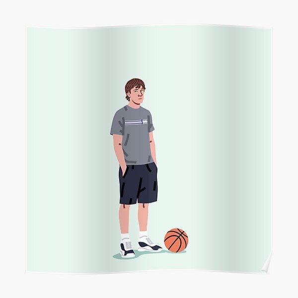 Basketball Jim Poster