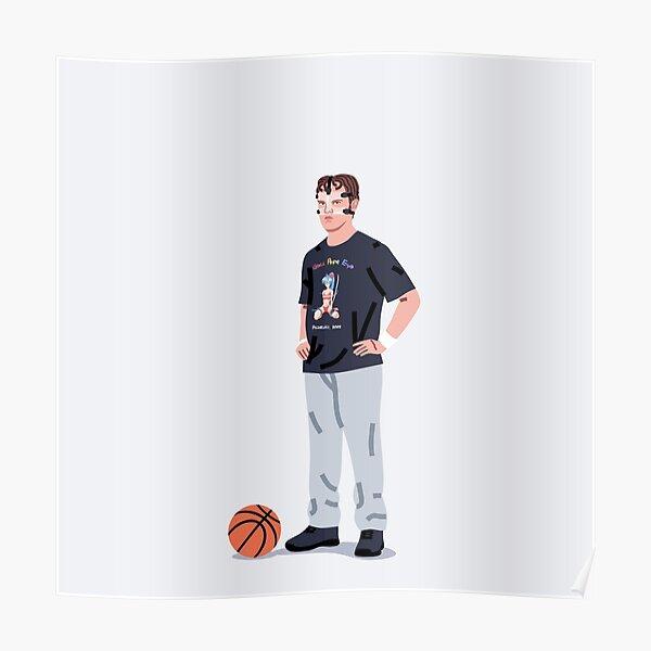 Basketball Dwight Poster