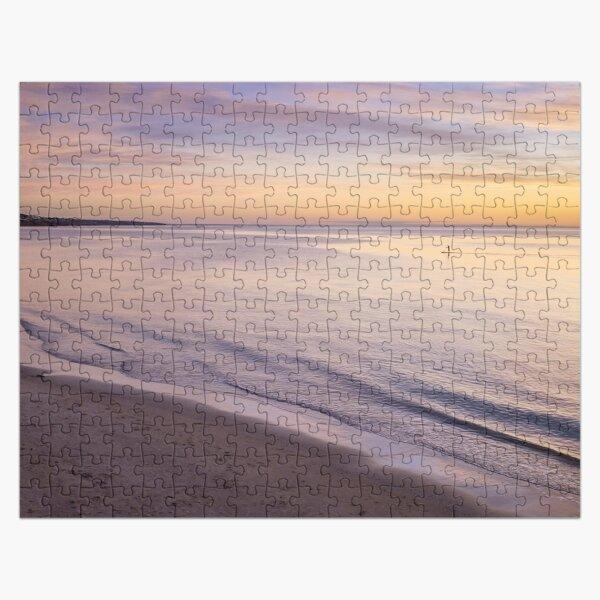 Sunset Paddle Jigsaw Puzzle