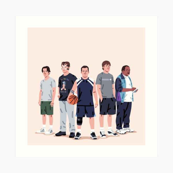 The Dream Team Art Print