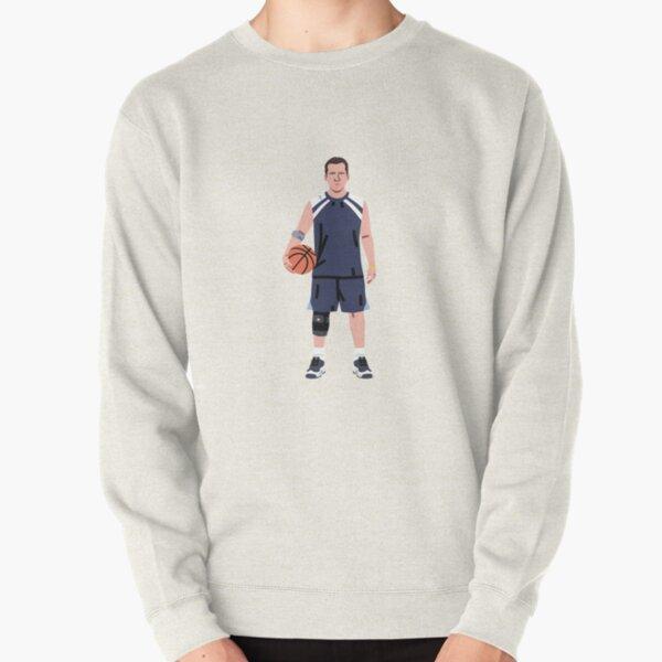 Basketball Michael Pullover Sweatshirt