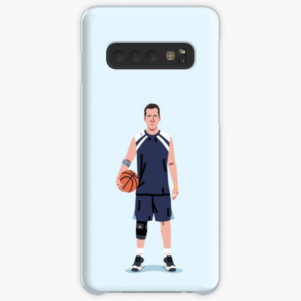 Basketball Michael Samsung Galaxy Snap Case
