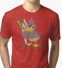 Cutout Farfetch'd Tri-blend T-Shirt