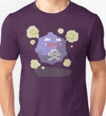 Cutout Koffing Unisex T-Shirt