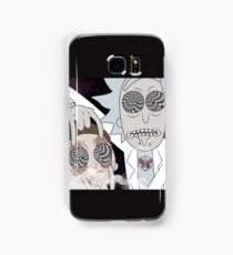 Rick & Morty Samsung Galaxy Case/Skin