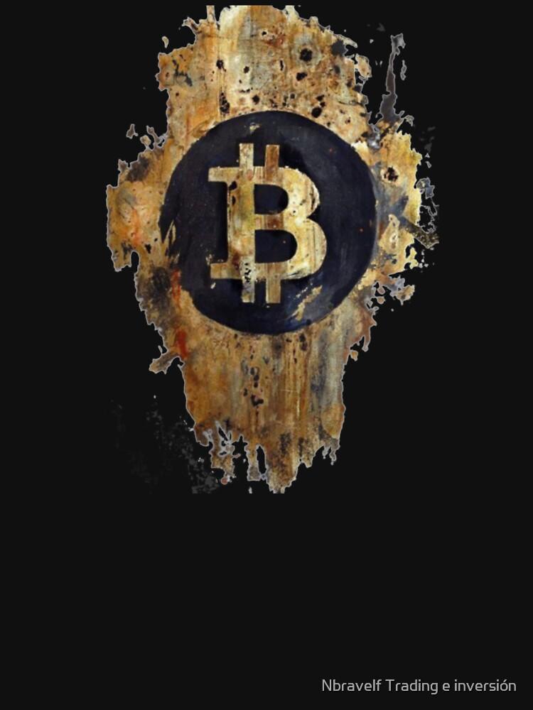 Sello Bitcoin de Nbrave